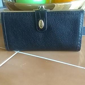 Bally Black Wallet